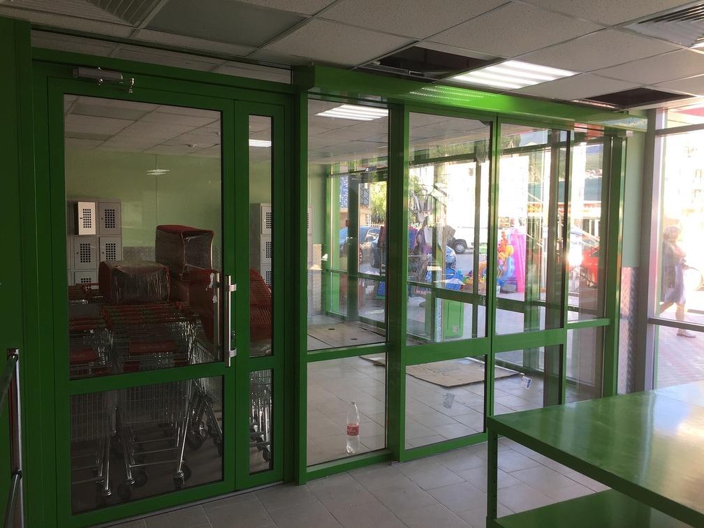 автоматические двери в краснодарском крае