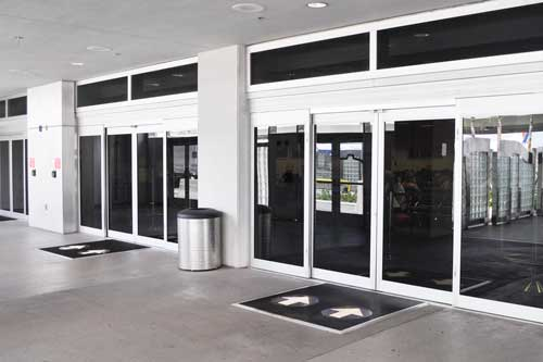 автоматические двери краснодар