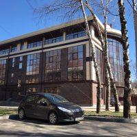административное здание,  г. Михайловск