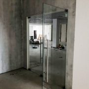 стеклянные двери краснодар