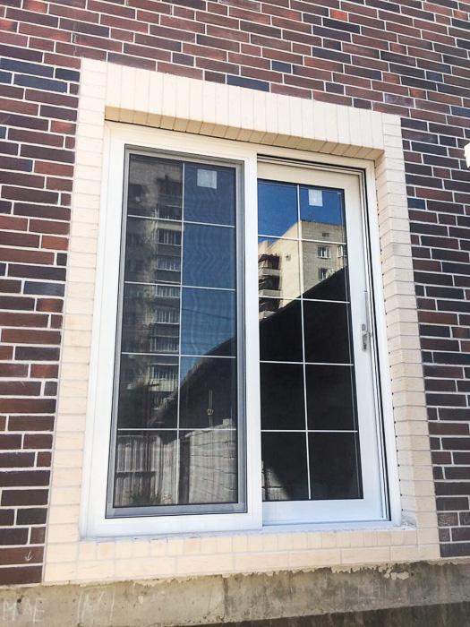 сдвижные окна