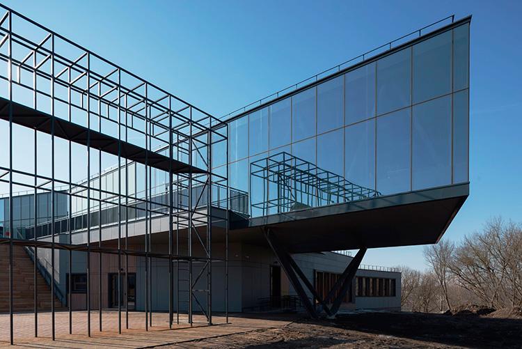 структурный фасад